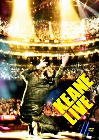 Cover Keane - Live [DVD]